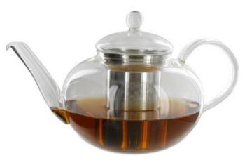Glass Teapot — a suitable vessel? (ETS image)