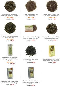 Oolong Teas (ETS image)