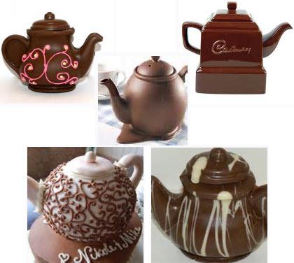 Chocolate Teapots2