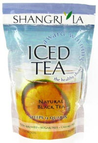 Iced Tea by Shangri La - Traditional Black Brew Bags (ETS image)