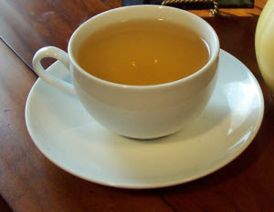 A wonderful oolong from Doke. (photo by A.C. Cargill, all rights reserved)