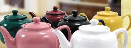 Amsterdam 6-Cup Teapots (ETS Image)