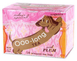 Blue Q Todays Special Oolong Plum Tea