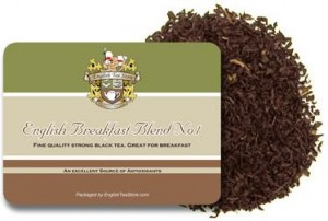 English Breakfast Blend No. 2 Tea (ETS image)