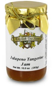 Spice up that special back-to-school tea time with Jalapeno Tangerine Jam (ETS image)