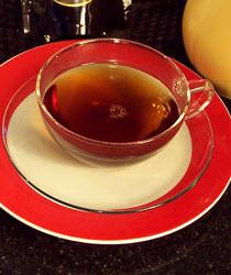 Golden Heaven Yunnan China Black Tea-liquid