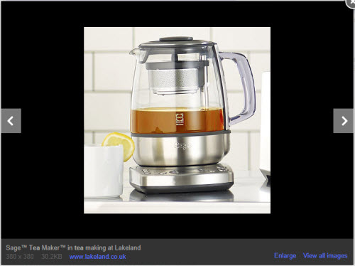 Sage Tea Maker (Yahoo! Images)