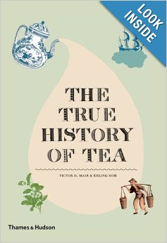 The True History of Tea (image from Amazon.com, click on image to go there)