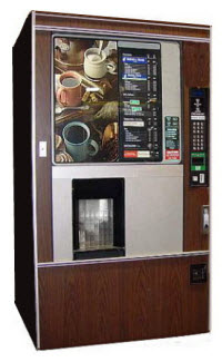 National 623 Hot Coffee Machine Used or Reconditioned (Screen capture from site)