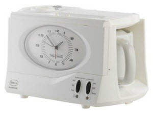 Swan STM101 Vintage (Retro) Teasmade – White (Screen capture from site)