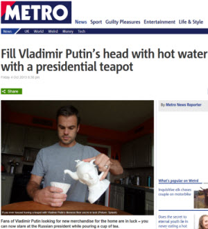 Vlad Putin Teapot (screen capture from site)