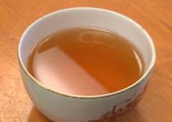 """A nice cuppa """"tea liquor."""" (ETS image)"""