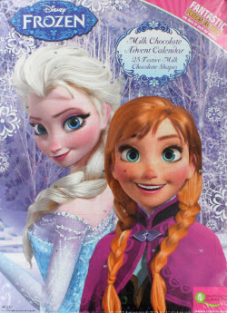 Disney's Frozen Advent Calendar (ETS image)
