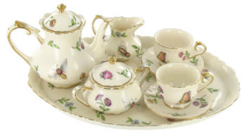 Morning Meadows Miniature Tea Service (ETS image)