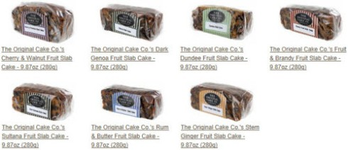 Holiday cakes from The Original Cake Co. (ETS image)