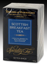 T of H - Scottish Breakfast Tea Bags