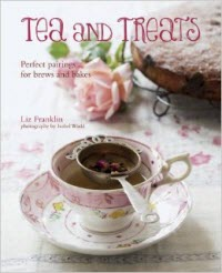 Tea and Treats by Liz Franklin (screen capture from site)