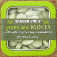 Trader Joes Green Tea Mints (Screen capture from site)