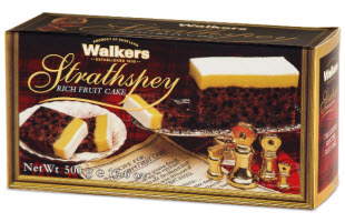Walkers Strathspey Rich Fruit Cake (ETS image)