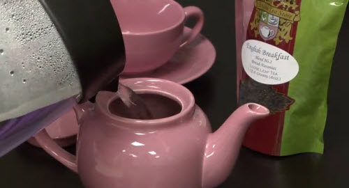 Better than a hologram: How to Make Perfect Cup of Tea from ETS video