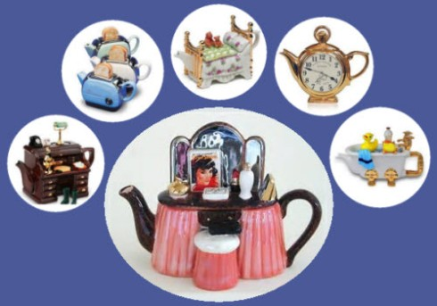 Household Items Teapots (Via Yahoo! Images)