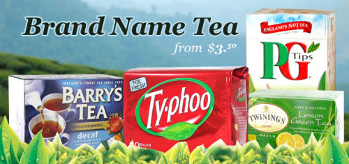 Popular British Tea Brands (ETS image)
