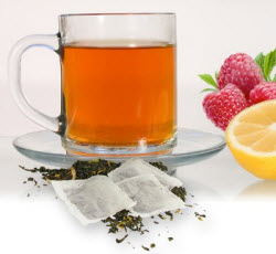 Tea Sampler Flavored Black Teas (ETS image)
