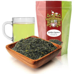 Gyokuro Japanese Green Tea (ETS image)