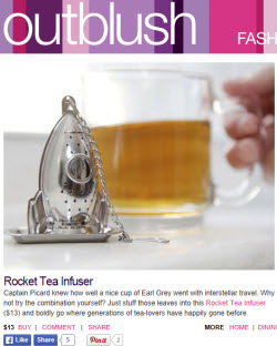 Rocket Infuser (screen capture from site)