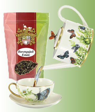The tea vendor's own brand is often the better deal! (ETS image)