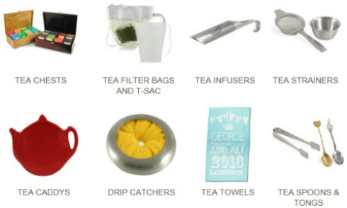 Gadgets for tea time! (ETS image)