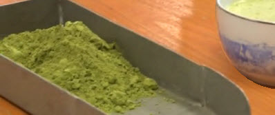 The fine powder of matcha is pretty unique in tea. (ETS Image)