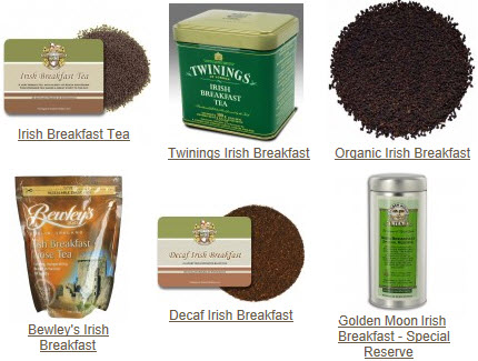 Irish Breakfast Blends (ETS image)