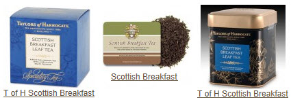 Scottish Breakfast Blends (ETS image)