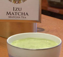 Izu Matcha can be a bit strong in taste, so be prepared! (ETS image)