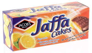 Jacobs Jaffa Cakes (ETS image)