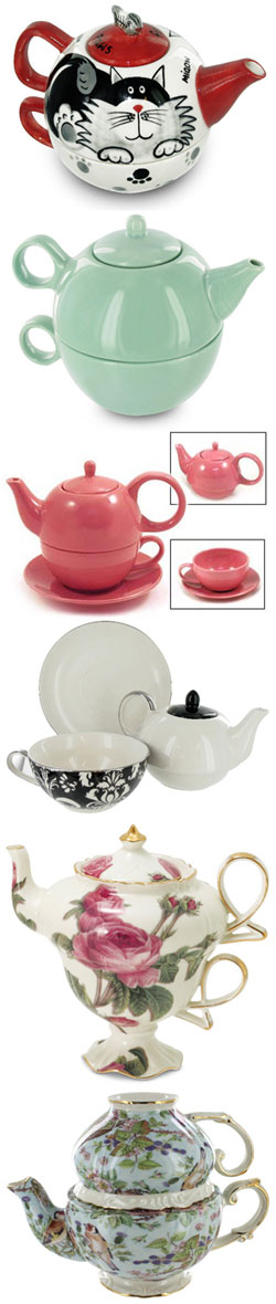 Tea-for-one sets (ETS composite)