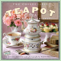Collectible Teapot and Tea Calendar 2015 (from Yahoo Images)