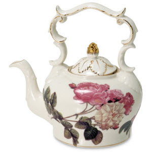 Rose Teapot - 50oz (ETS Image)