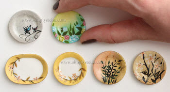 Tiny plates from Simplystella.com (screen capture from site)