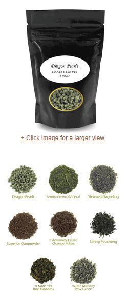 Green Tea Sampler (ETS image)