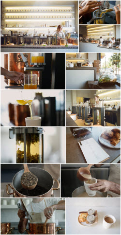 Tea Bar in the Mission district of San Francisco (Screen capture from site)