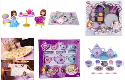 Sofia the First: Sofia's Cup of Tea (via Yahoo! images)