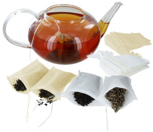 ETS Drawstring Tea Filters (ETS Image)