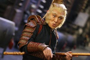 Jet Li as the Monkey King (via Yahoo! Images)