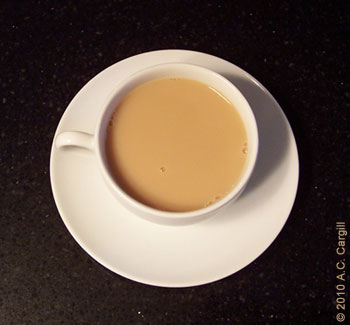 How do you choose the right cuppa! (Photo by A.C. Cargill, all rights reserved)