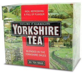 Yorkshire Red Tea Bags (ETS image)
