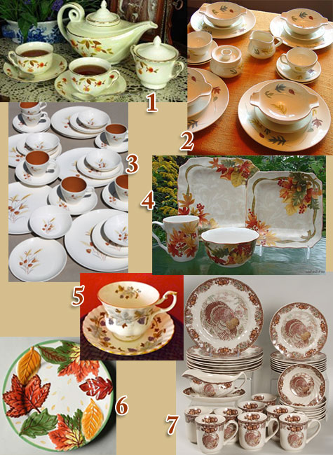 7 patterns to set an Autumn mood (Yahoo! Images composite by A.C. Cargill)