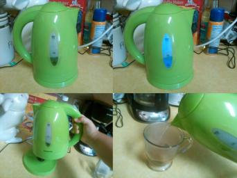 Ovente Kettle