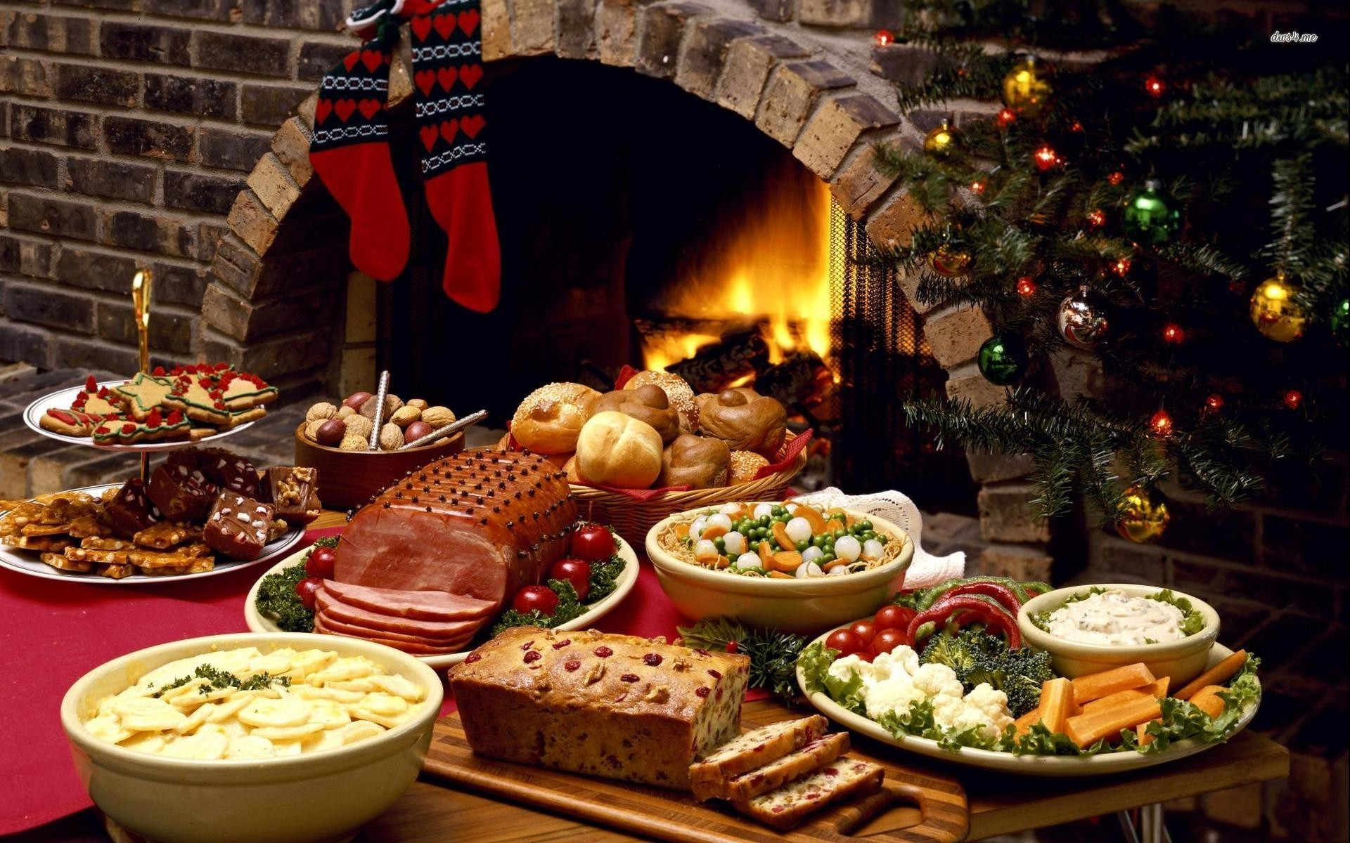 Recipes For French Christmas Food